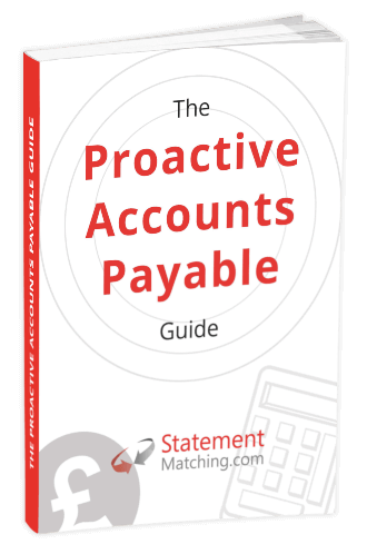 proactive accounts payable guide cover