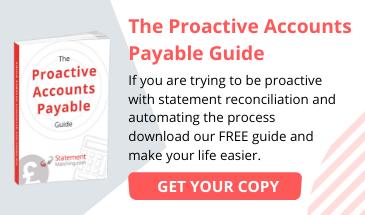 Proactive Accounts Payable Guide - Small